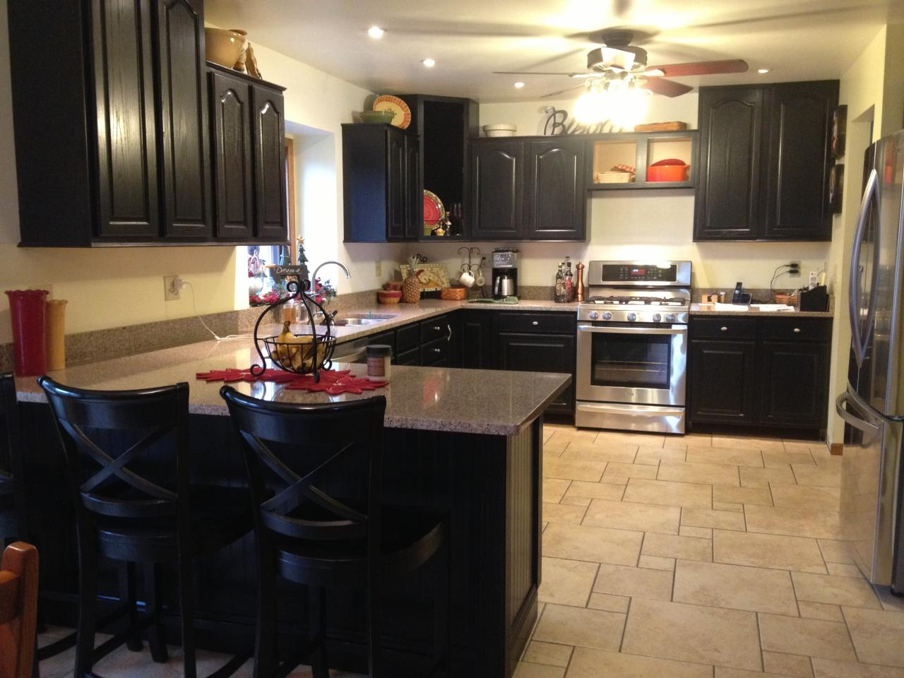 faux the love of it - kitchen and furniture refinishing with paint